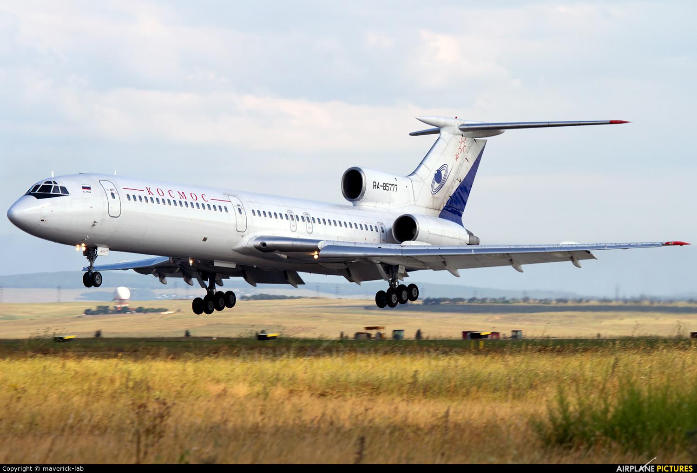 Kosmos Airlines RA-85777 aircraft at Simferepol Intl