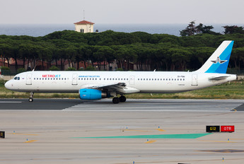 EI-FBH - Metrojet Airlines Airbus A321