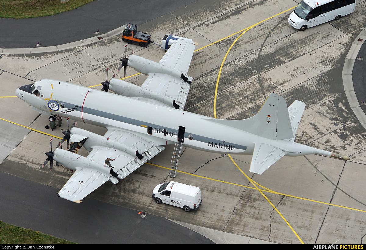 Germany - Navy 60+05 aircraft at Nordholz