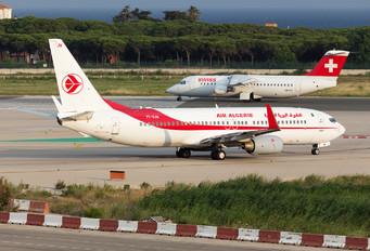 7T-VJM - Air Algerie Boeing 737-800