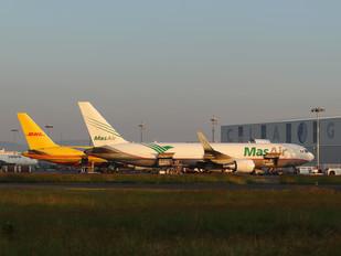 N526LA - MasAir Boeing 767-300F