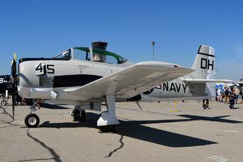 N787AS - Private North American T-28B Trojan