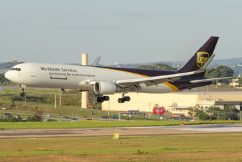 N319UP - UPS - United Parcel Service Boeing 767-300F