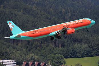 UR-WRH - Windrose Air Airbus A321