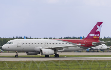 VP-BJH - Nordwind Airlines Airbus A320