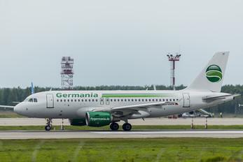 D-AHIM - Germania Airbus A319
