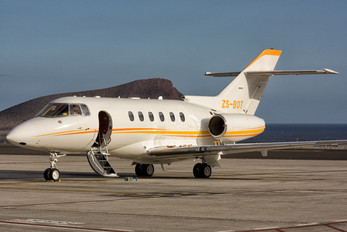 ZS-BOT - Private Hawker Beechcraft 900XP