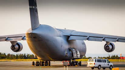 87-0028 - USA - Air Force Lockheed C-5B Galaxy