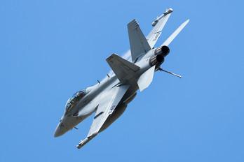 166934 - USA - Navy Boeing EA-18G Growler