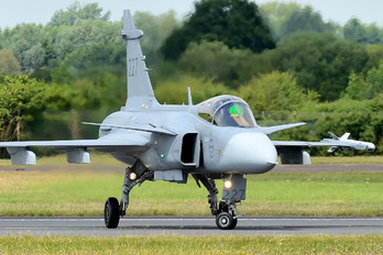 39227 - Sweden - Air Force SAAB JAS 39C Gripen
