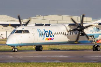G-FLBB - Flybe de Havilland Canada DHC-8-400Q / Bombardier Q400