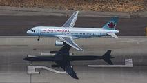 C-FFWI - Air Canada Airbus A320 aircraft