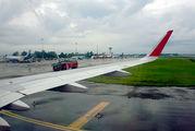 VT-ATF - AirAsia (India) Airbus A320 aircraft