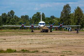 RF-75344 - Russia - Navy Ilyushin Il-20