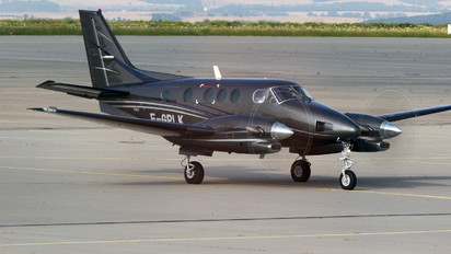 F-GPLK - Private Beechcraft 90 King Air