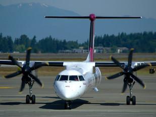 N402QX - Horizon Air de Havilland Canada DHC-8-400Q Dash 8