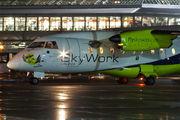 HB-AEV - Sky Work Airlines Dornier Do.328 aircraft