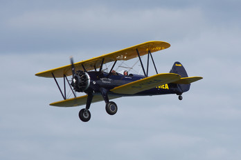 G-THEA - Private Boeing Stearman, Kaydet (all models)