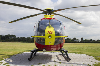 G-WMAS - Midlands Air Ambulance Eurocopter EC135 (all models)