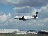 XA-VOK - Volaris Airbus A319 aircraft