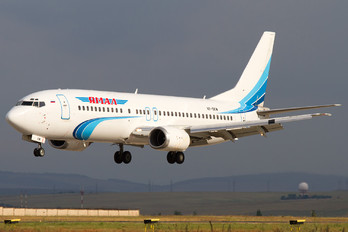 VP-BKW - Yamal Airlines Boeing 737-400