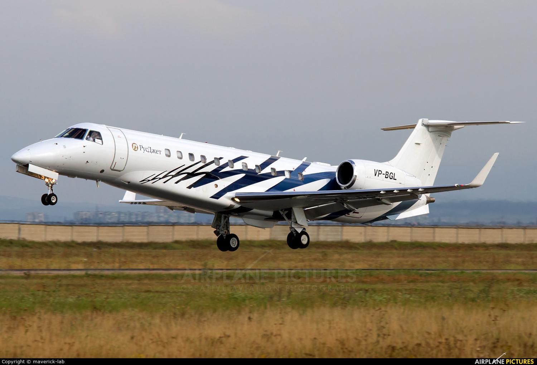 Rusjet Aircompany VP-BGL aircraft at Simferopol International Airport (under Russian occupation)