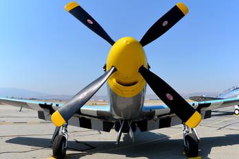 N2580 - Private North American P-51D Mustang