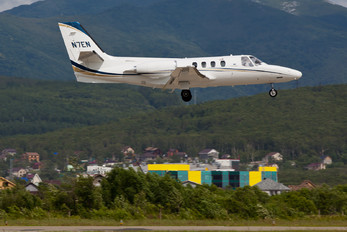 N7EN - Private Cessna 501 Citation I / SP