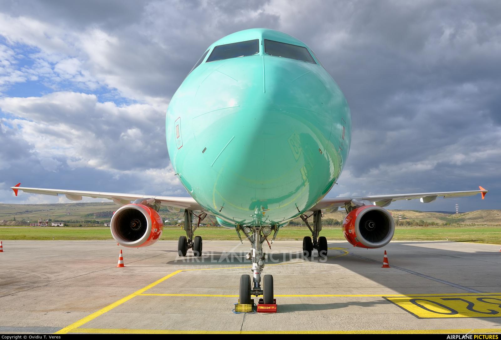 Windrose Air UR-WRH aircraft at Cluj Napoca - Someseni
