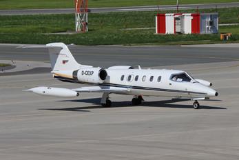 D-CEXP - Air Alliance Learjet 35