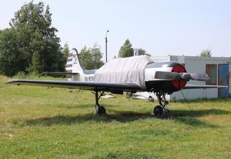 RA-1619G - Private Yakovlev Yak-52