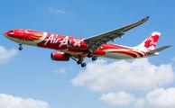 F-WWKD - AirAsia X Airbus A330-300 aircraft