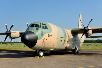 506 - Oman - Air Force Lockheed C-130H Hercules