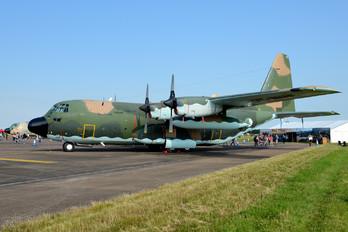 7T-WHE - Algeria - Air Force Lockheed C-130H Hercules