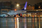 LN-RPF - SAS - Scandinavian Airlines Boeing 737-600 aircraft