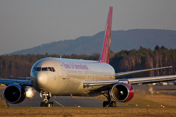 N378AX - Omni Air International Boeing 767-300ER