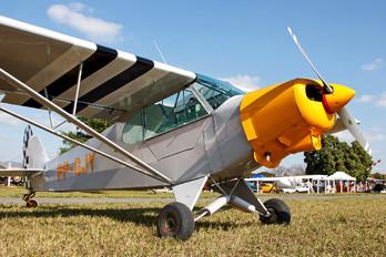 PP-GJY - Private Piper PA-18 Super Cub