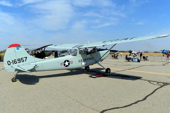 N5308G - Private Cessna L-19/O-1 Bird Dog