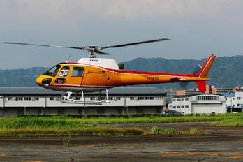 JA9878 - Toho Air Service Eurocopter AS350 Ecureuil / Squirrel