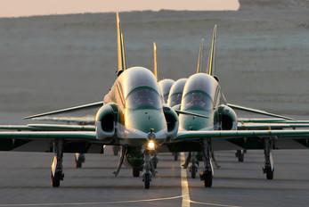 8816 - Saudi Arabia - Air Force: Saudi Hawks British Aerospace Hawk 65 / 65A