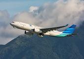 PK-GPQ - Garuda Indonesia Airbus A330-200 aircraft