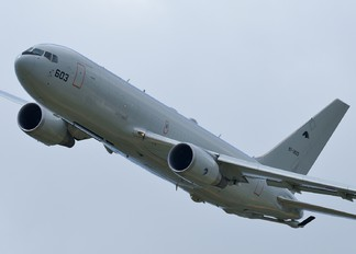 97-3603 - Japan - Air Self Defence Force Boeing KC-767J