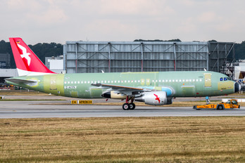 D-AVVN - Air Arabia Airbus A320