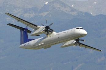 OE-LGO - Tyrolean Airways de Havilland Canada DHC-8-400Q / Bombardier Q400