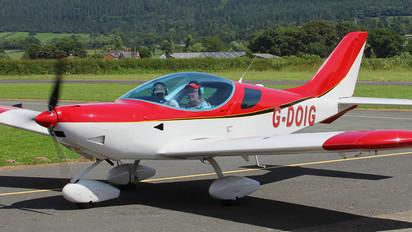 G-DOIG - Private CZAW / Czech Sport Aircraft SportCruiser