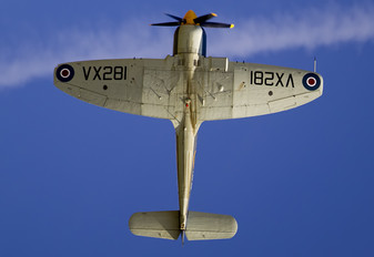 "VX281 - Royal Navy ""Historic Flight"" Hawker Sea Fury FB.11"
