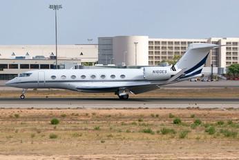 N100ES - Private Gulfstream Aerospace G650, G650ER