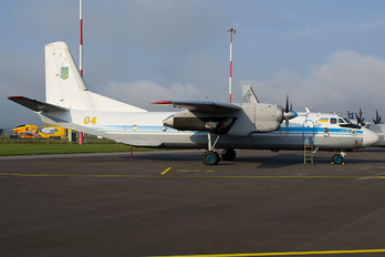 04 - Ukraine - Air Force Antonov An-30 (all models)