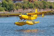 G-MDJE - Loch Lomond Seaplanes Cessna 208 Caravan aircraft