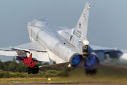 25 - Russia - Air Force Tupolev Tu-22M3 aircraft